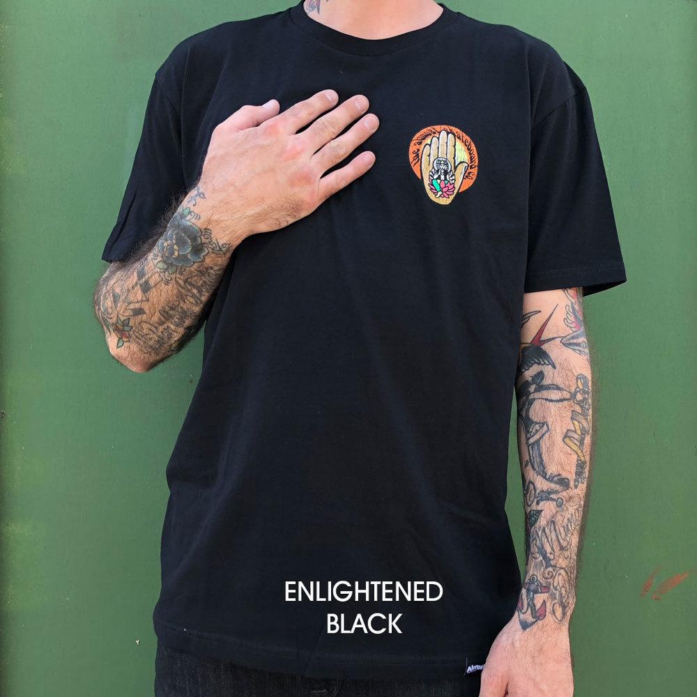 Almost_enlightenment_black_tee_youness.jpg