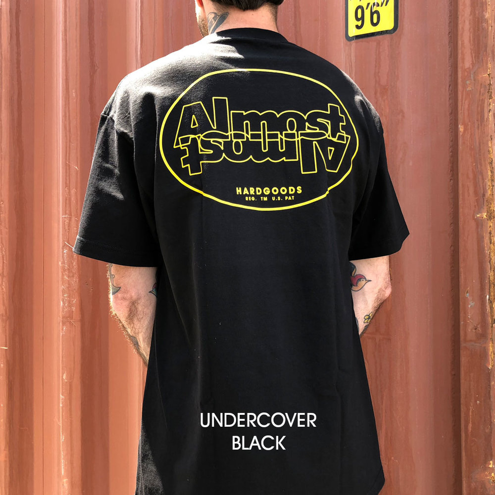 Almost_D4_18TEES_under cover cheap tee