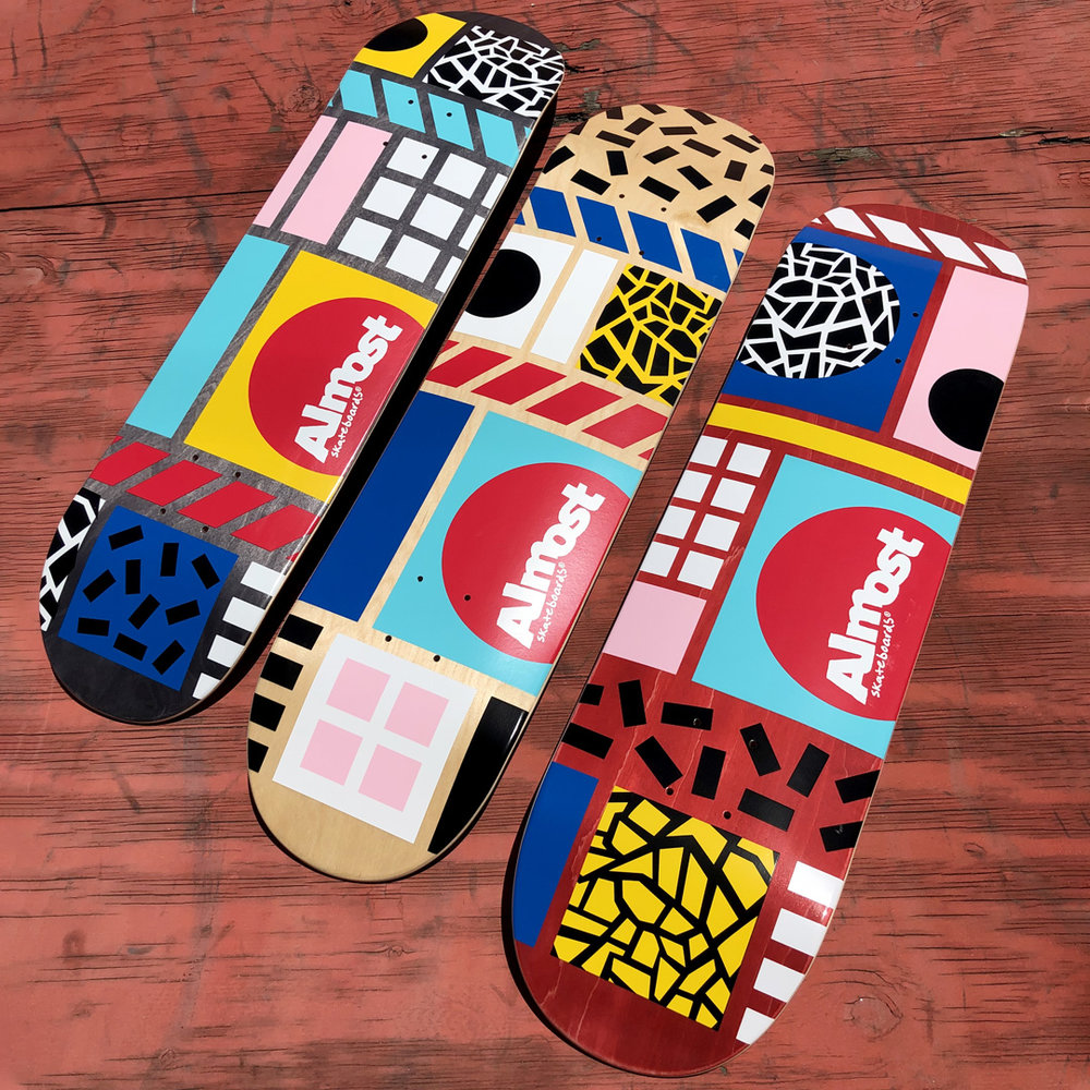 Almost_Skateboards_New_Wave_logo_decks