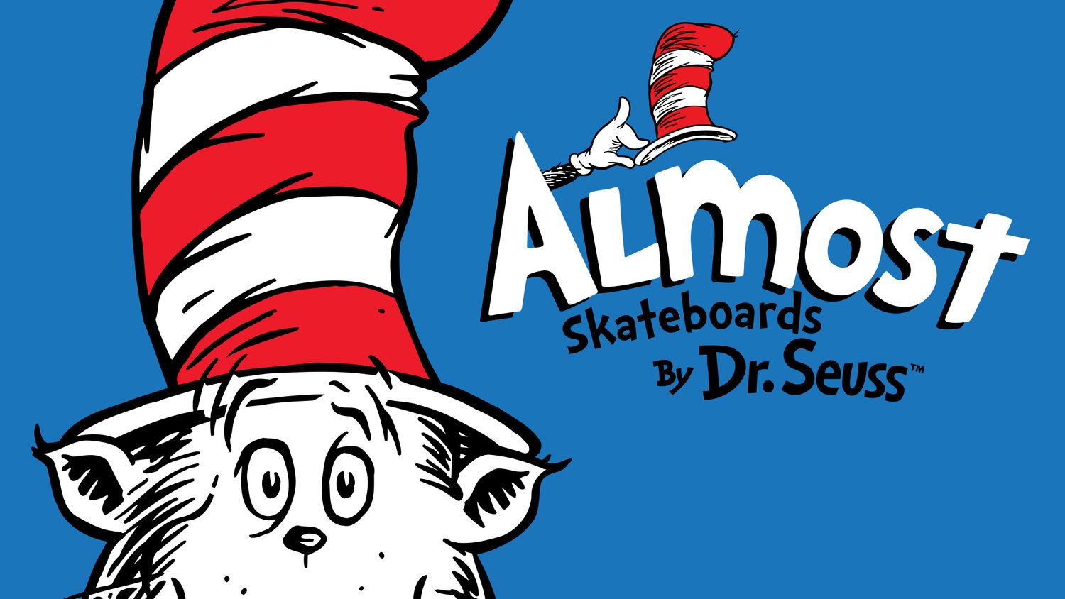 Almost Skateboards by Dr  Seuss | Almost Skateboards