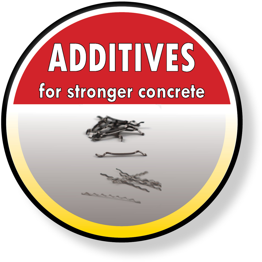 Learn about products that make your concrete stronger, last longerand save you money.