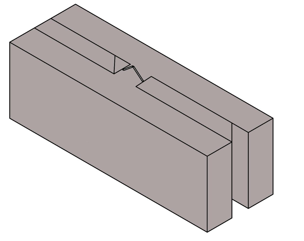 Barrier Block — Cranesville Block | Ready Mixed Concrete Supplier ...