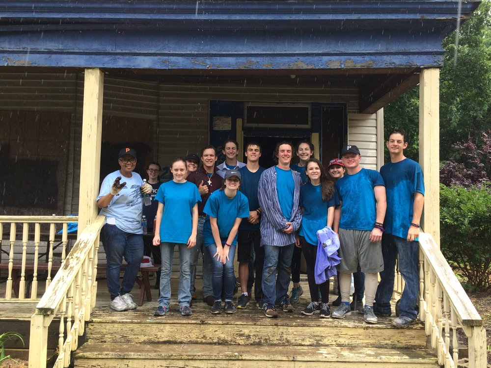 Christian organizations in pittsburgh