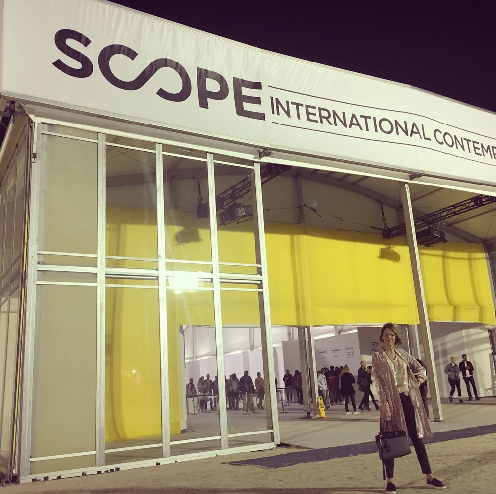 @ SCOPE Miami Beach #OnTheSand
