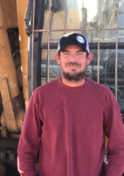 Jared Stingle is an Equipment and Rental Fleet Manager.