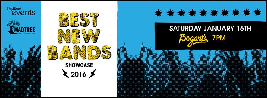 Show announcement! We will be headlining the Citybeat New Artist Showcase at Bogarts on Saturday 1/16. Come support all these new upcoming bands and watch us slay it. More info in the page link.