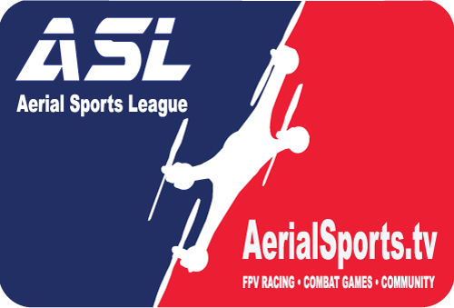 Game of Drones is the proud sponsor of the Aerial Sports League