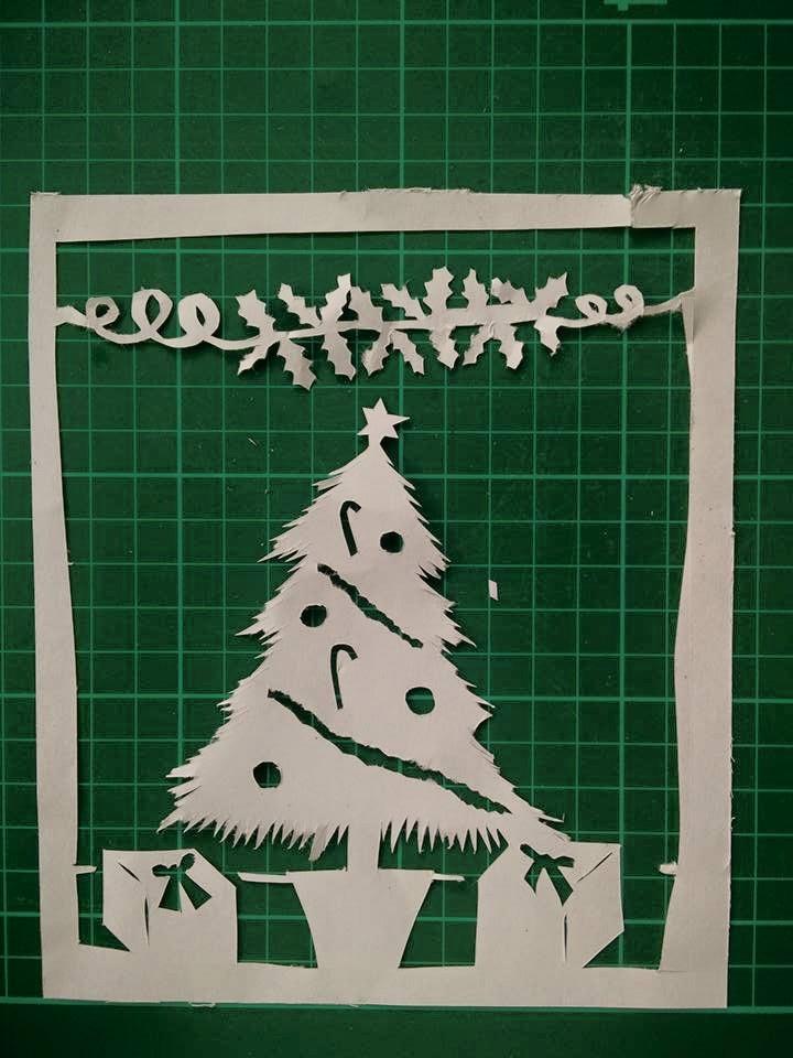 botched papercut