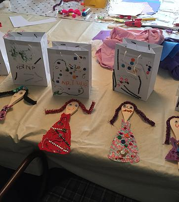 Crafty Bunch Bull and Gate Hampstead Mums