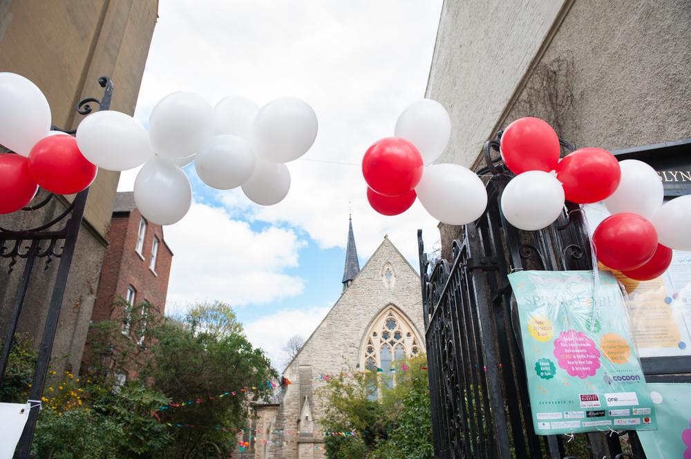 Rosslyn Hill Unitarian Chapel Hampstead Mums Spring Fayre