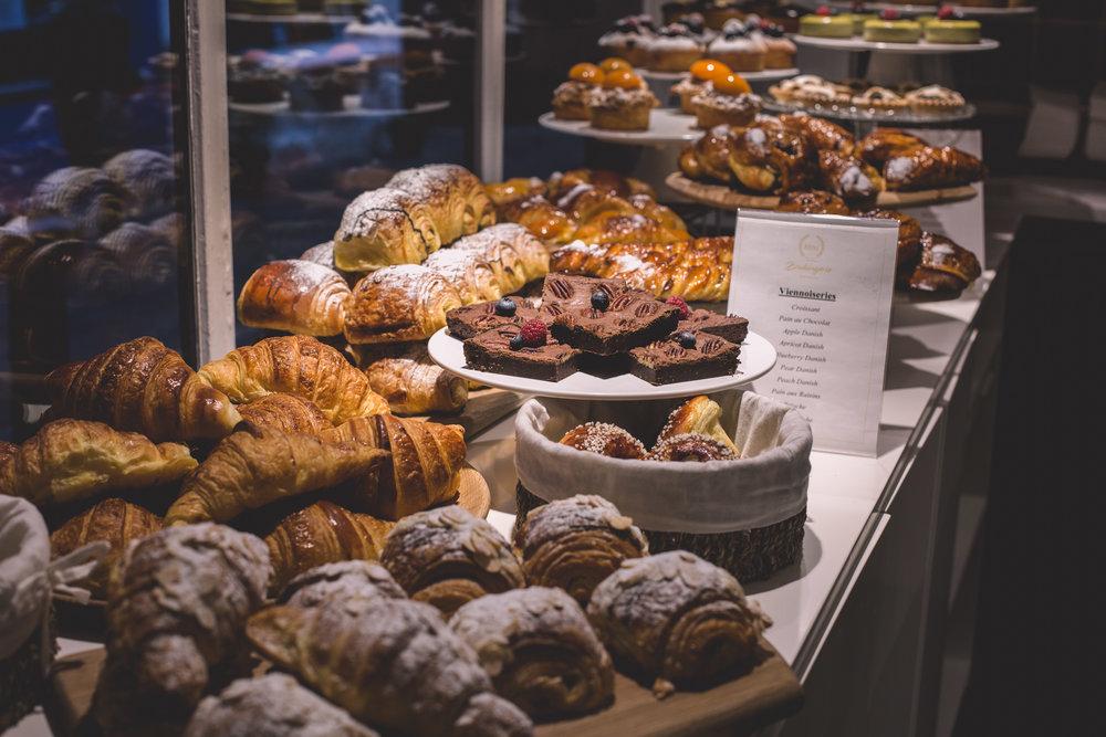 boulangerie bon matin Hampstead flask walk