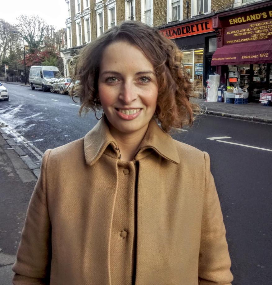 Luisa Porritt Liberal Democrats Hampstead Mums