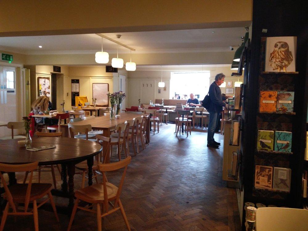 Waterstones Cafe Hampstead Mums