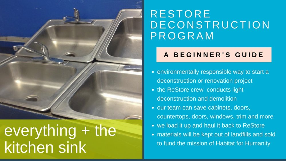 Call your ReStore at 859.353.5556 to schedule a complimentary consultation today!