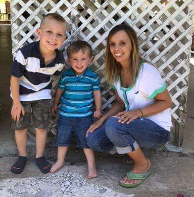 Samantha built a brighter future for herself and her children with Habitat for Humanity. She now lives in Hope Estates in Berea with her two sons.