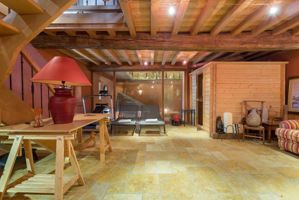 LikeHome - Les Avenières - Salle de sport - Sauna -1.jpg