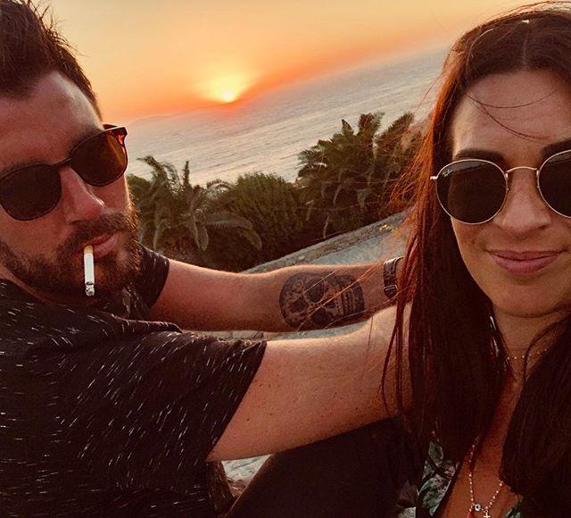 #summeroflove#wife#holidays#sunset#greece#mykonos 🇬🇷