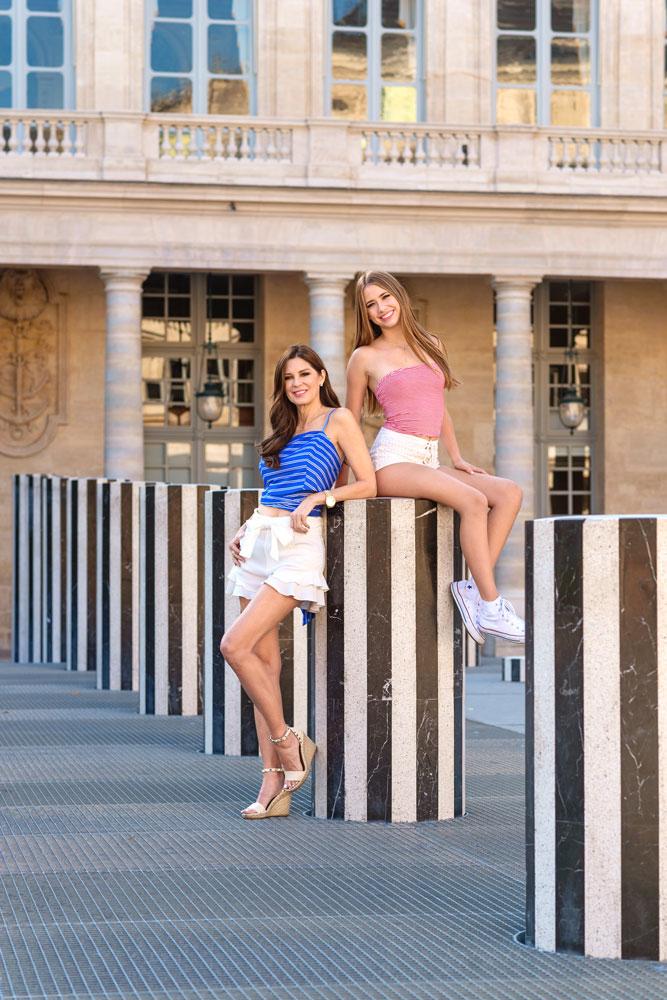 Paris-photographer-Paris-for-Two-Christian-Perona-mom-and-daugther-Palais-Royal-girl-power-beautiful-girl-woman-blonde-stripes.jpg