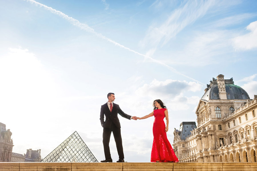 Paris-for-Two-Christian-Perona-Louvre-Museum-Musee-Paris-photographer-proposal-engagement-pre-wedding-honeymoon-love-romantic-red-dress-pyramid-sunset.jpg