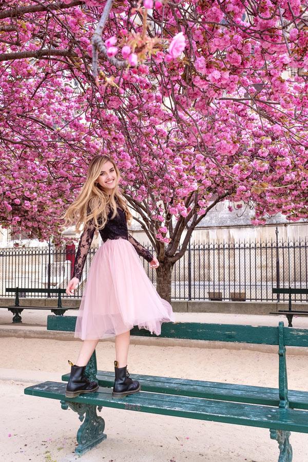 paris-photographer-christian-perona-professional-engagement-proposal-pre-wedding-portrait-Notre-Dame-wedding-solo-girl-cherry-blossoms-tree-1.jpg