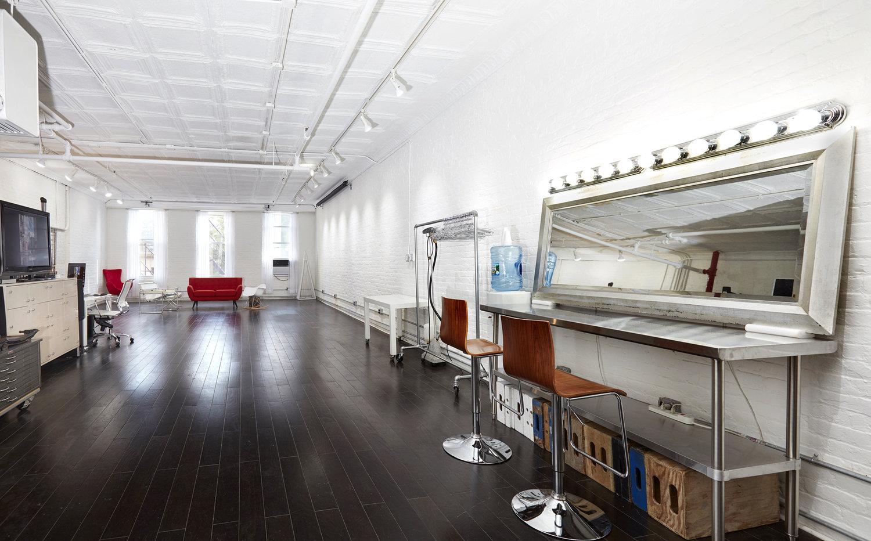 hudson yards loft photography studio rental new york city
