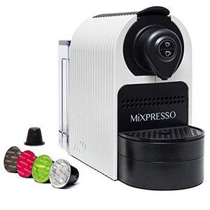 White Espresso Capsule Machine