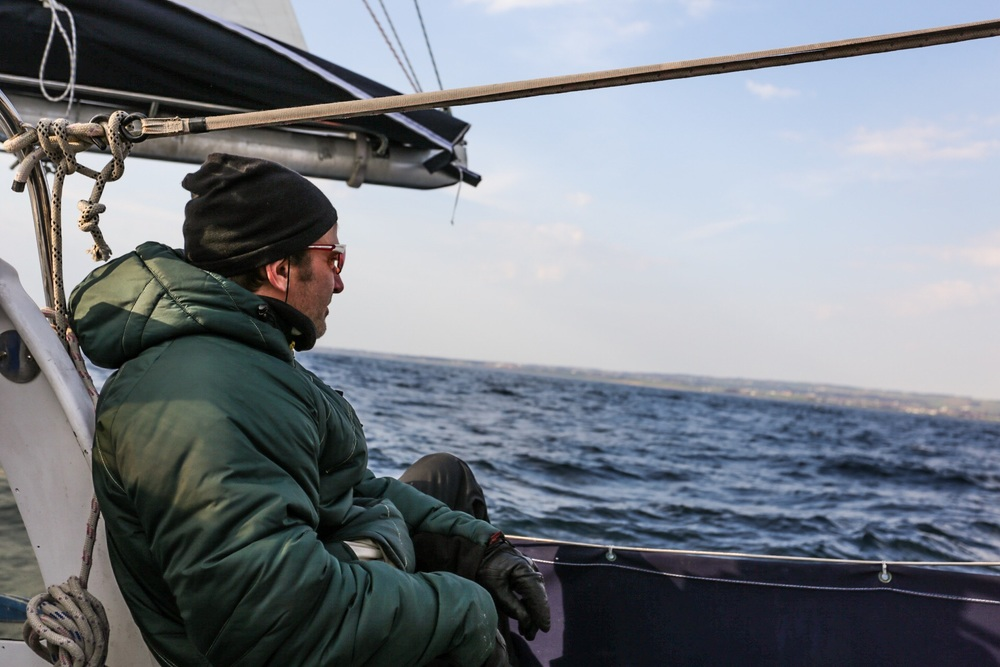 The Captain!