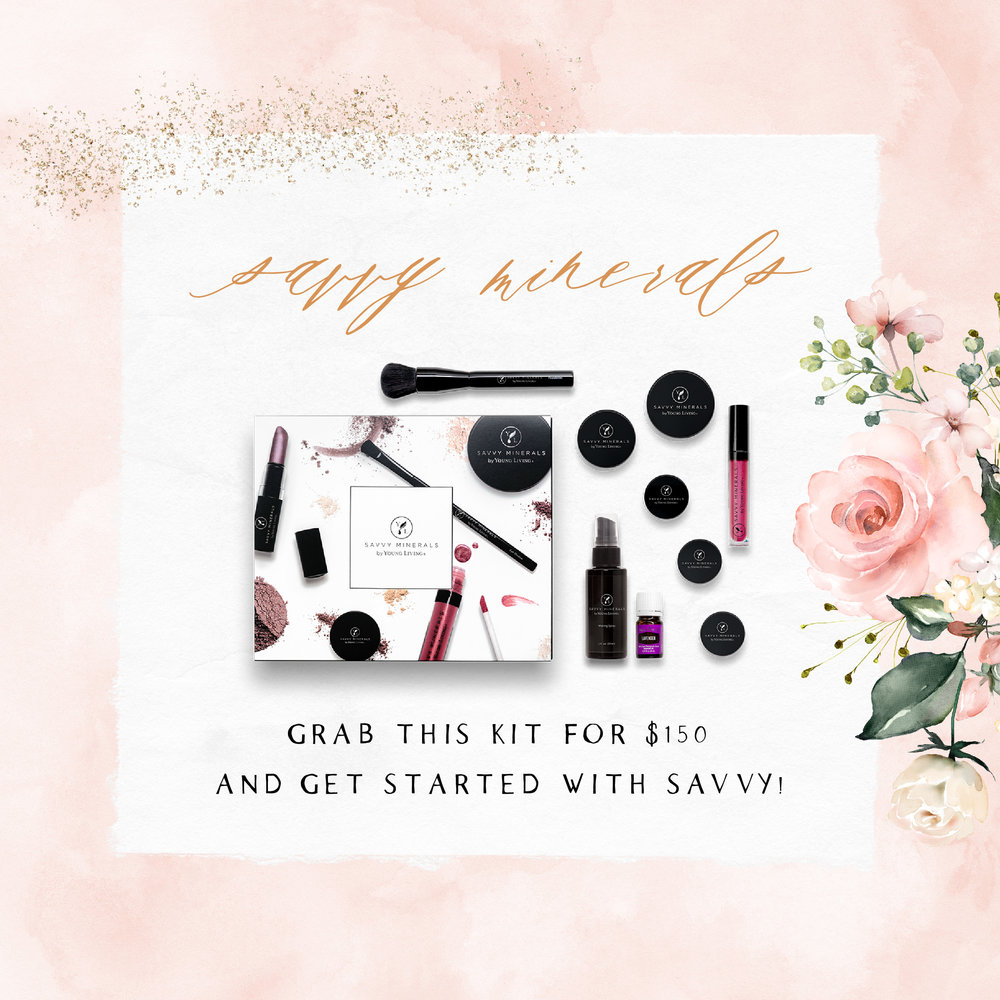 Savvy minerals - Ditch the toxic makeup and get started with Savvy Minerals! You can purchase a starter kit or items individually during the sale! This clean makeup is incredible and you can learn more and grab yours here today!