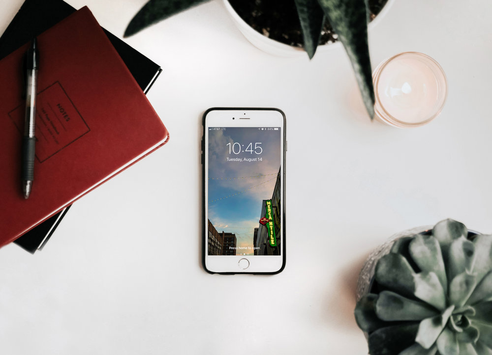 Mobile wallpapers. - I am creating a collection of Huntsville-inspired wallpaper images, professionally shot and perfectly composed for mobile devices…follow me on Instagram and look for them in my story highlights! Screenshot and use!