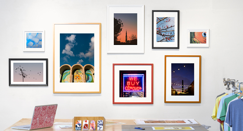 Society 6 Storefront - The #DailyHuntsville images that I share on Instagram are available for purchase on Society 6. I update the store regularly so go check it out!
