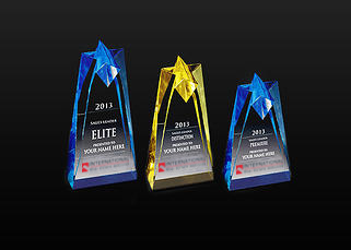 IRES® LISTING AWARDS  Award is given yearly to an IRES® associate or team consisting of more than three individuals. Calculated in units and volume.  ELITE: $  DISTINCTION: $  PREMIERE: $