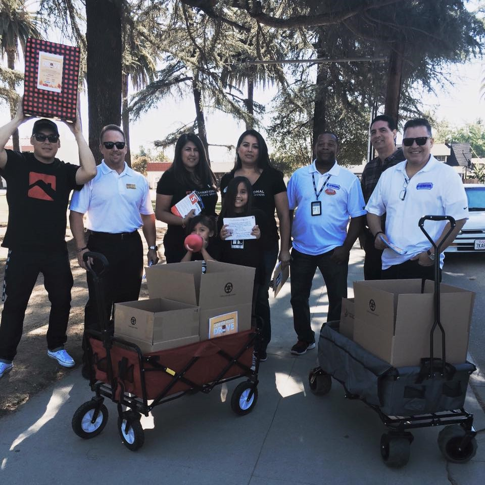 Join us!  ONE can, TWO cans, YOU can!  Help International Real Estate Services feed our community by donating non-perishable items for the Thanksgiving season. All donations will benefit the Covina Food bank.  Join IRES for our annual canned food drive door knocking day.  For more information please contact us at 626-593-4225