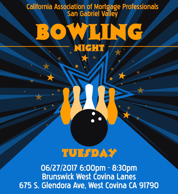 Bowling with CAMP - Join camp for a night of bowling fun, and prizes!