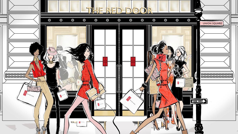 Elizabeth Arden The Red Door Creative Breed