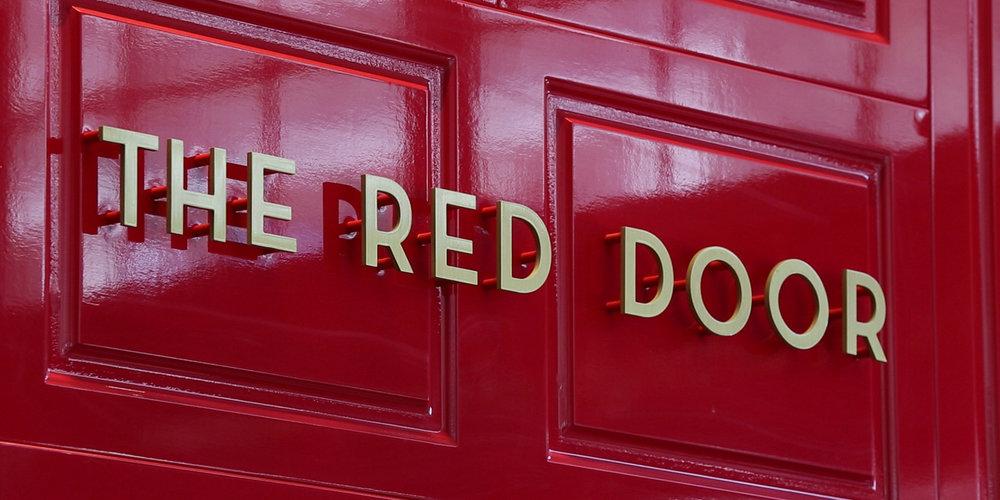 Work The Red Door
