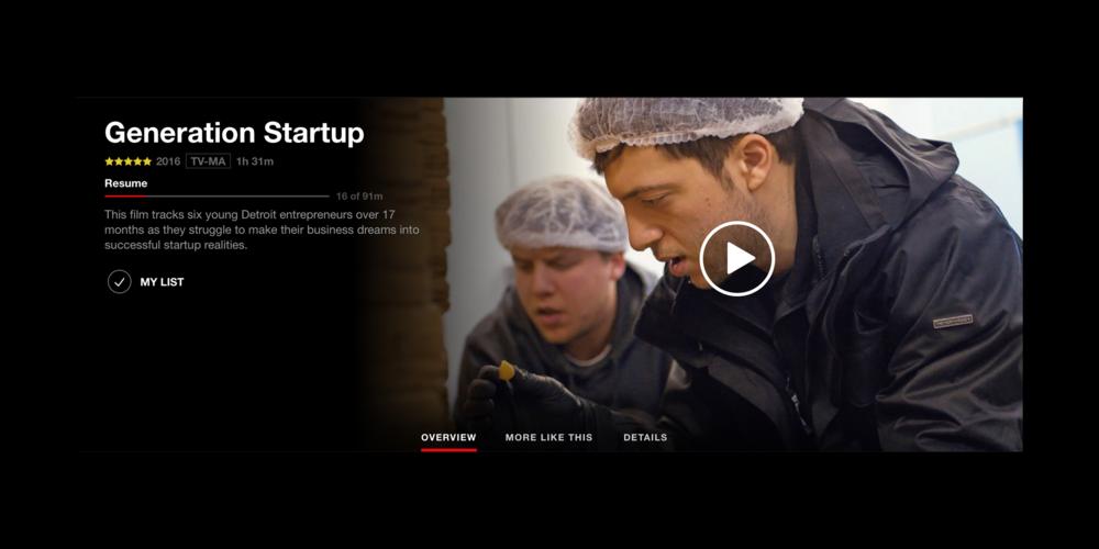 GenerationStartup_Netflix