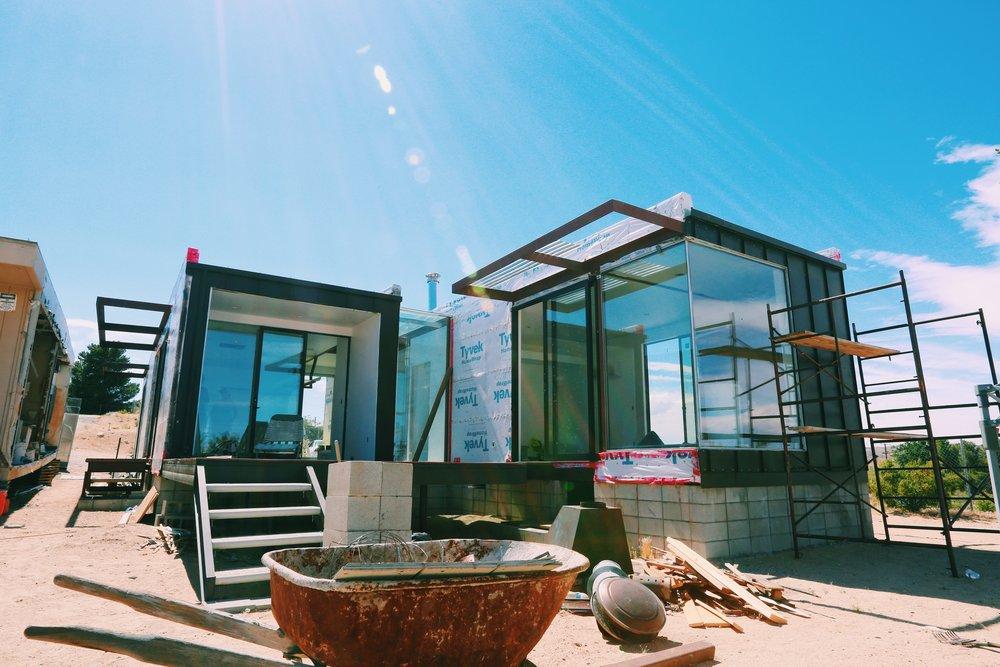 School House Project in Joshua Tree, CA