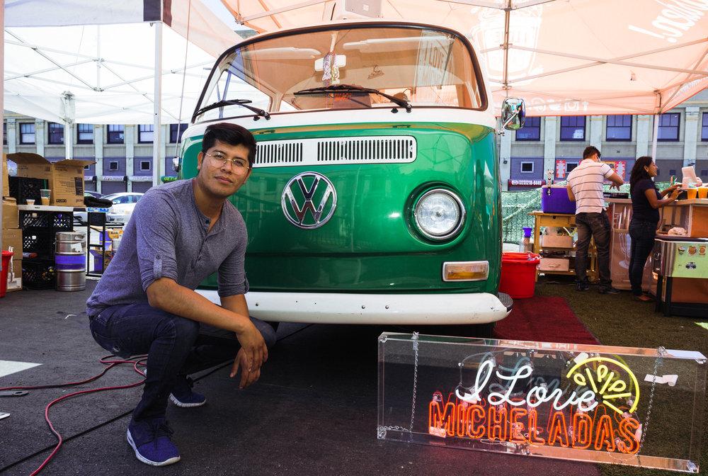 S4E3 Fernando Lopez - I Love Micheladas founder Fernando Lopez discusses his journey in building a family + culture inspired business.@ilovemicheladas