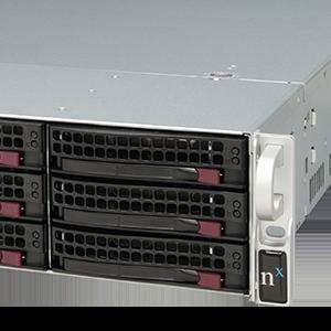Nx3 - 2U Rackmount NVR