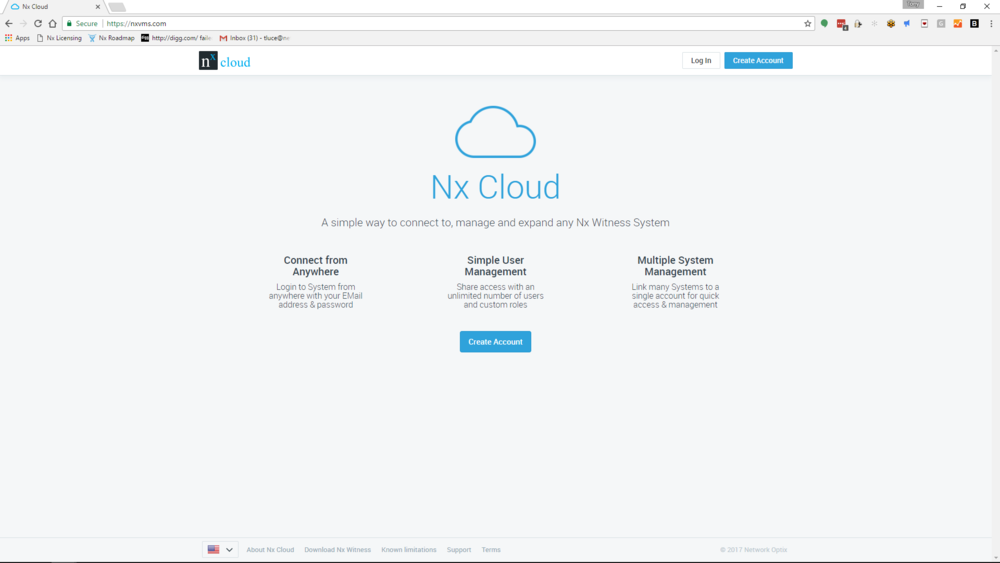 Nx Cloud - Sign Up