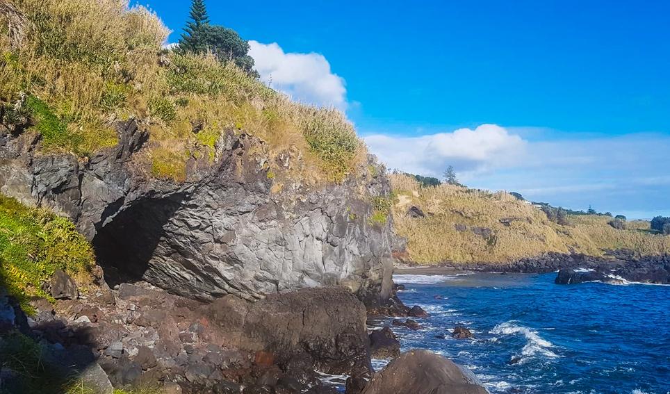 Cave's Beneath Quinta Oceania