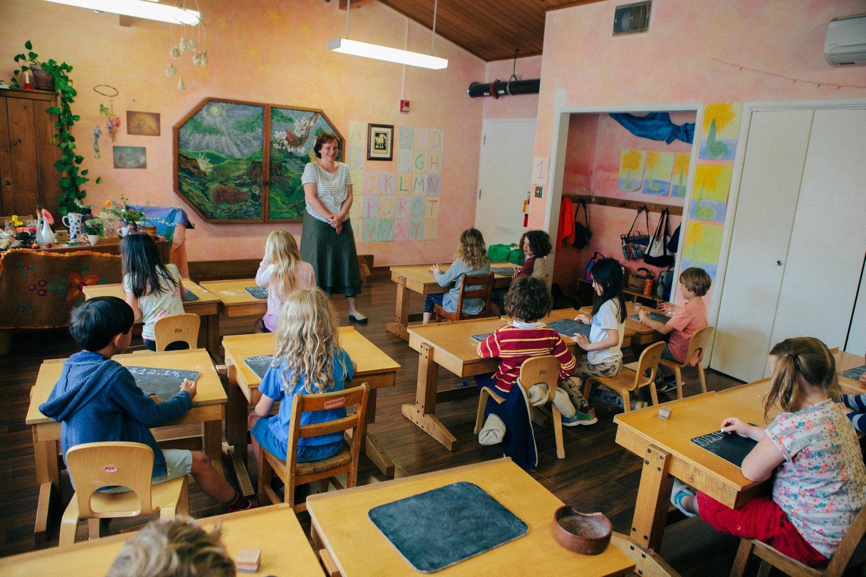 Waldorf Education On Bainbridge Island Madrona School