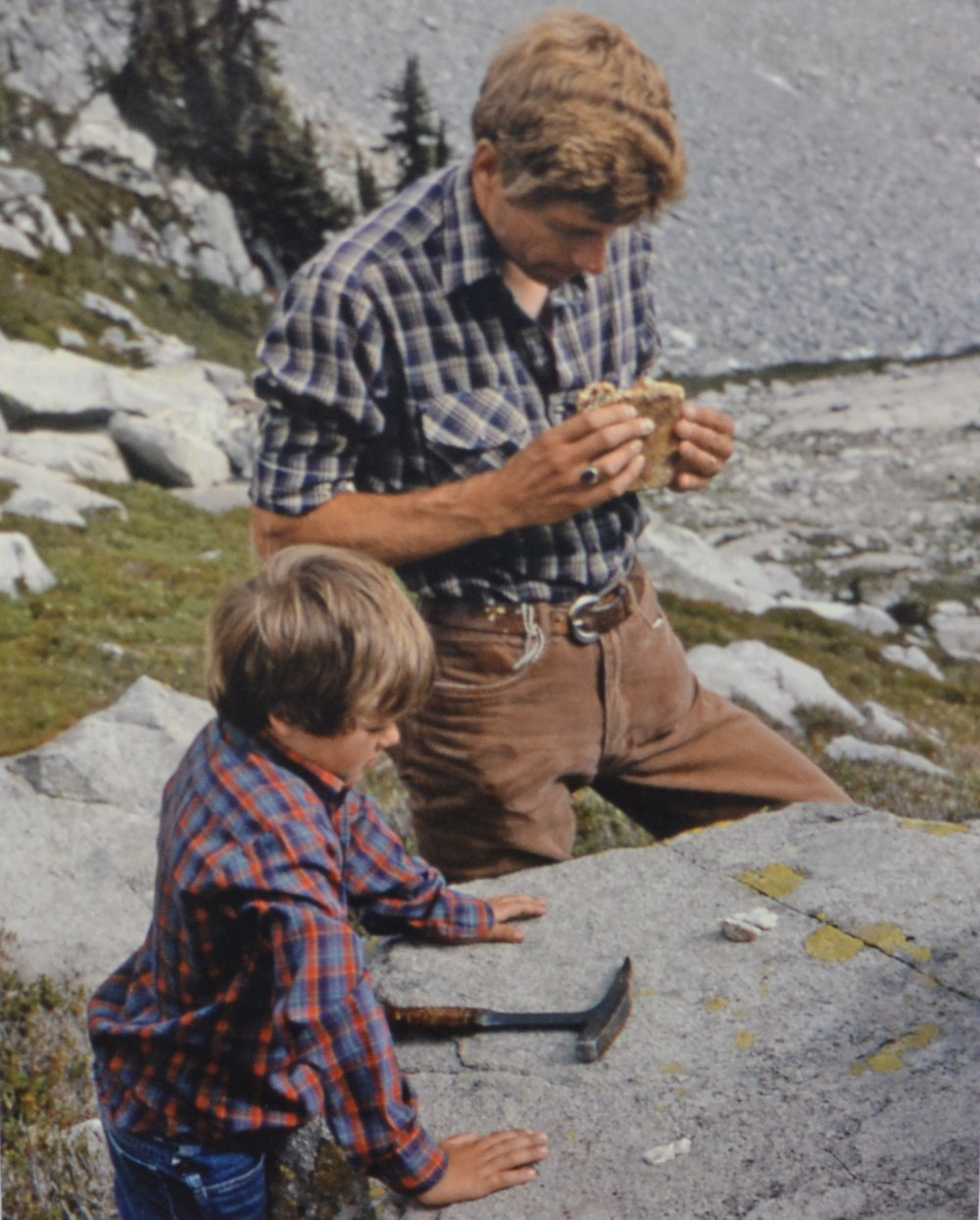 Decades later, collecting minerals is still my favorite pastime!