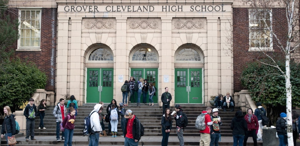 Cleveland High School