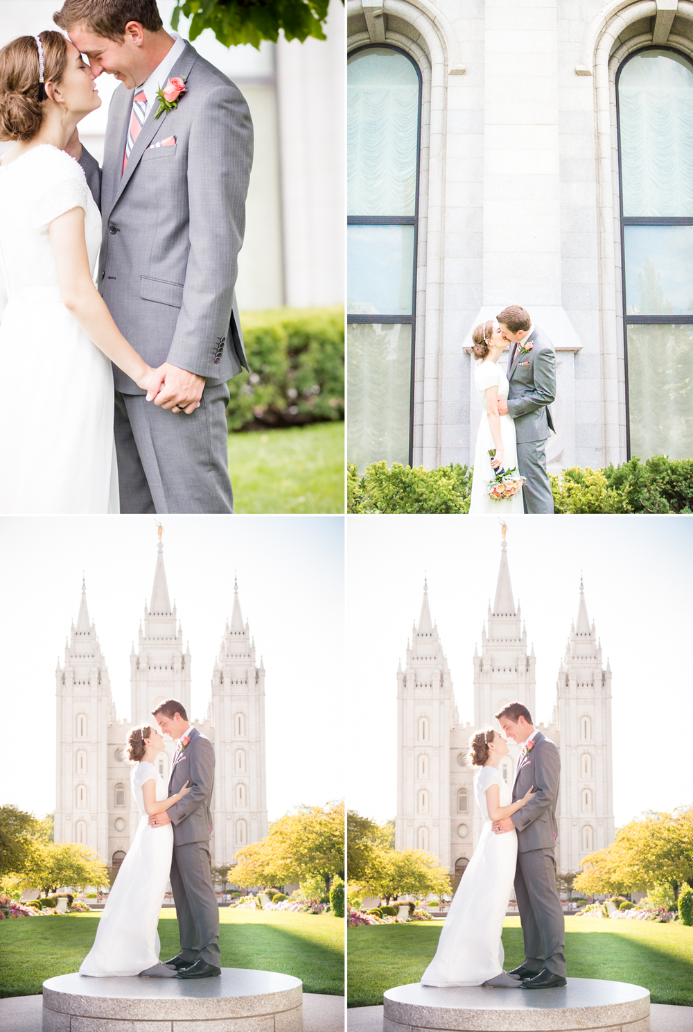 Boise Photographer McKenna Rachelle Photography Photographs Salt Lake City Wedding