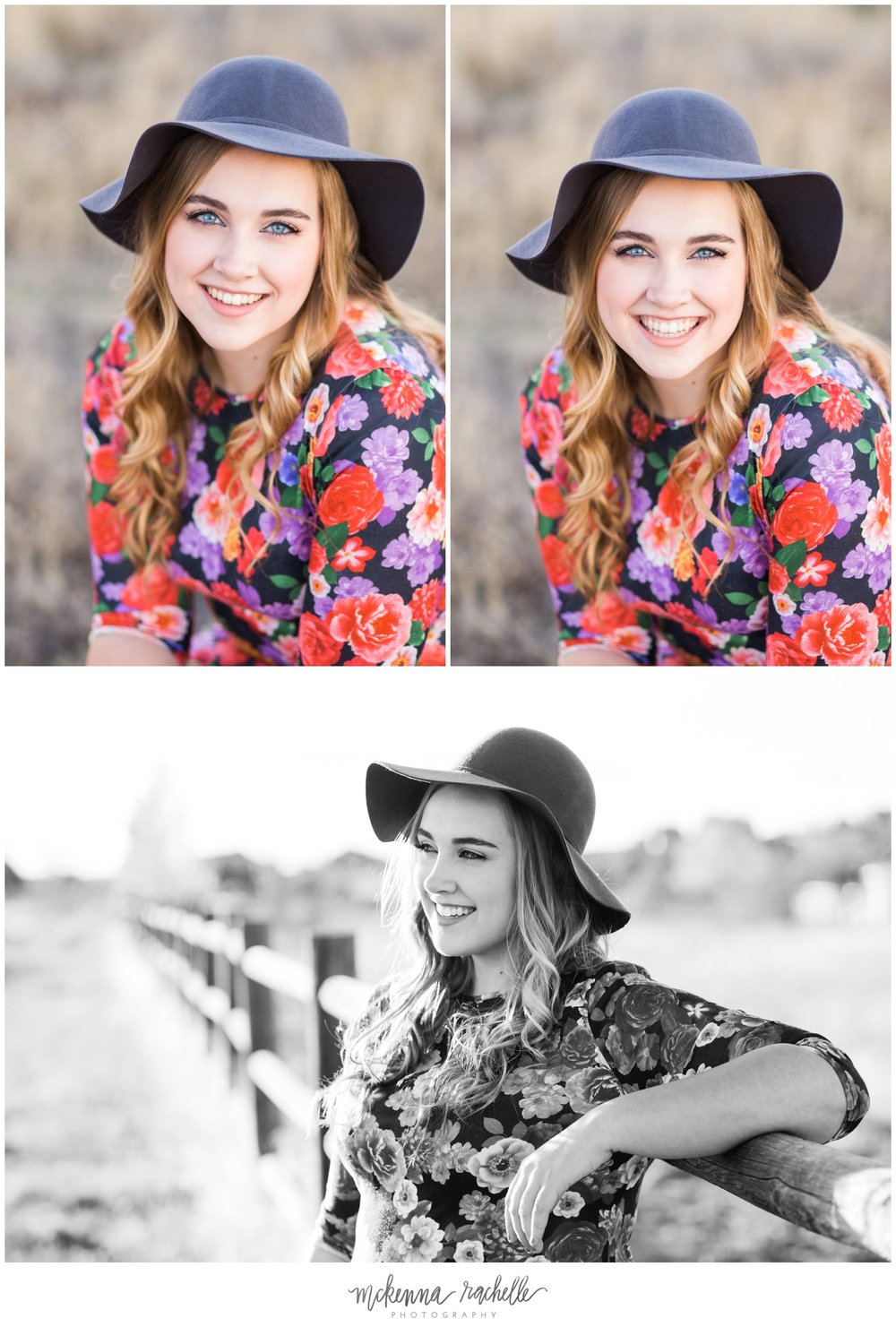 Pacific Northwest senior photographer outdoor senior pictures