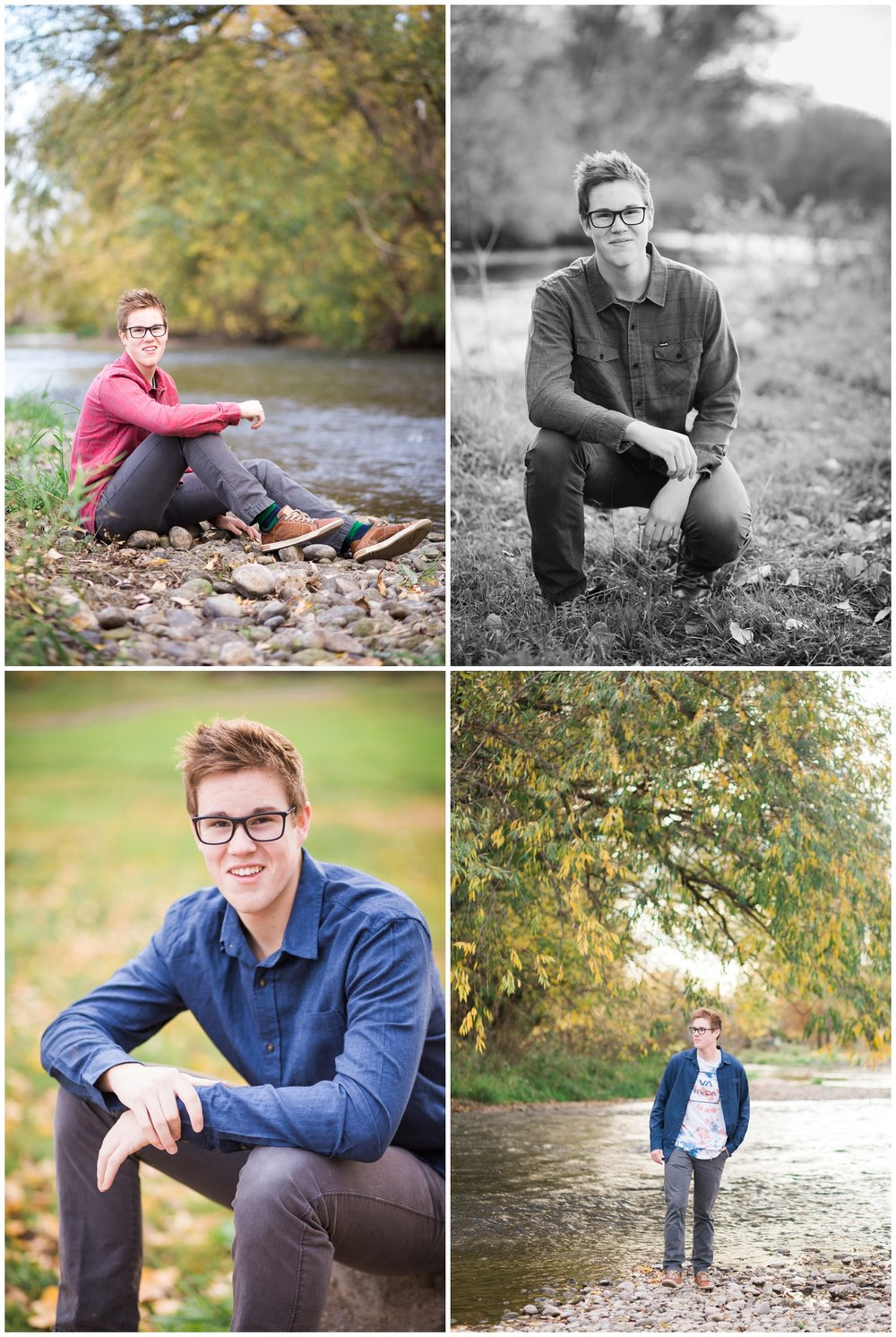 Outdoor portraits taken by Portland Senior Photographer