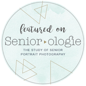 Portland High School senior photographer, McKenna Rachelle Photography, featured on one of the top Senior photography blogs.