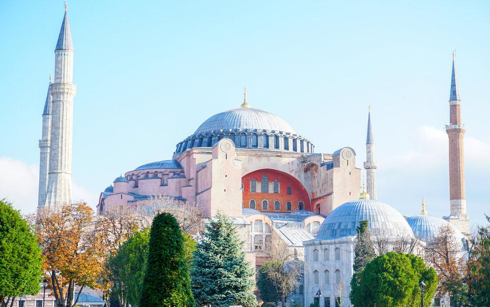 The Grand Hagia Sofia