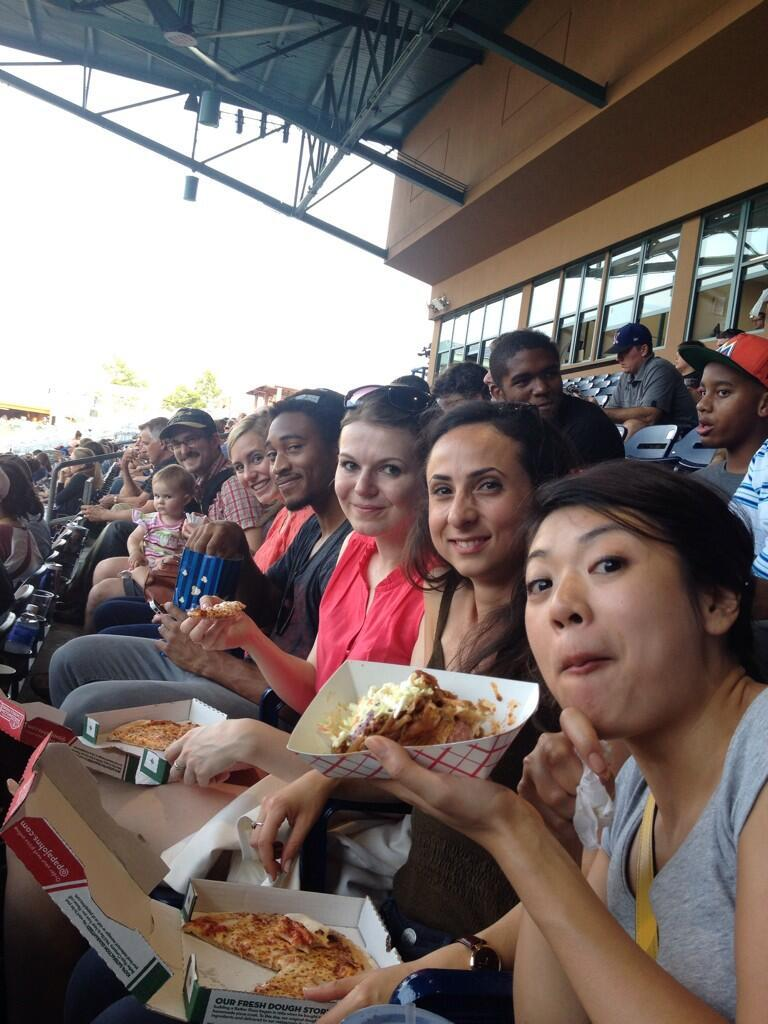 Durham Bulls Baseball Game